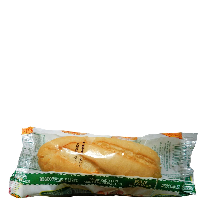 Pan sin gluten pepito