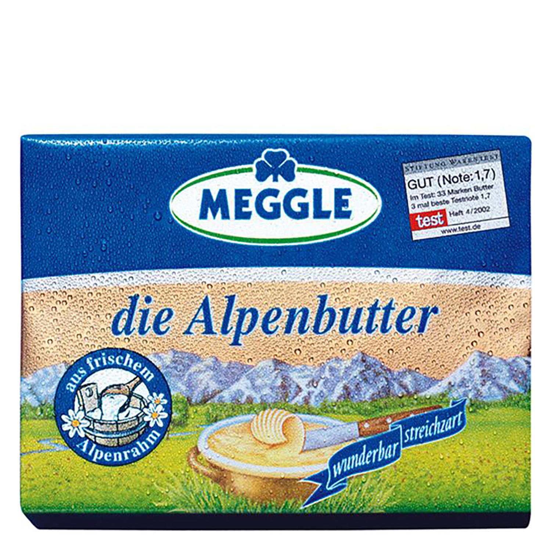 Mantequilla Meggle 250 g.