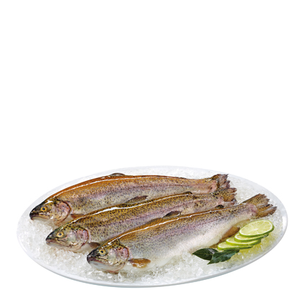 Trucha Asalmonada Carrefour Pieza 250 g aprox -