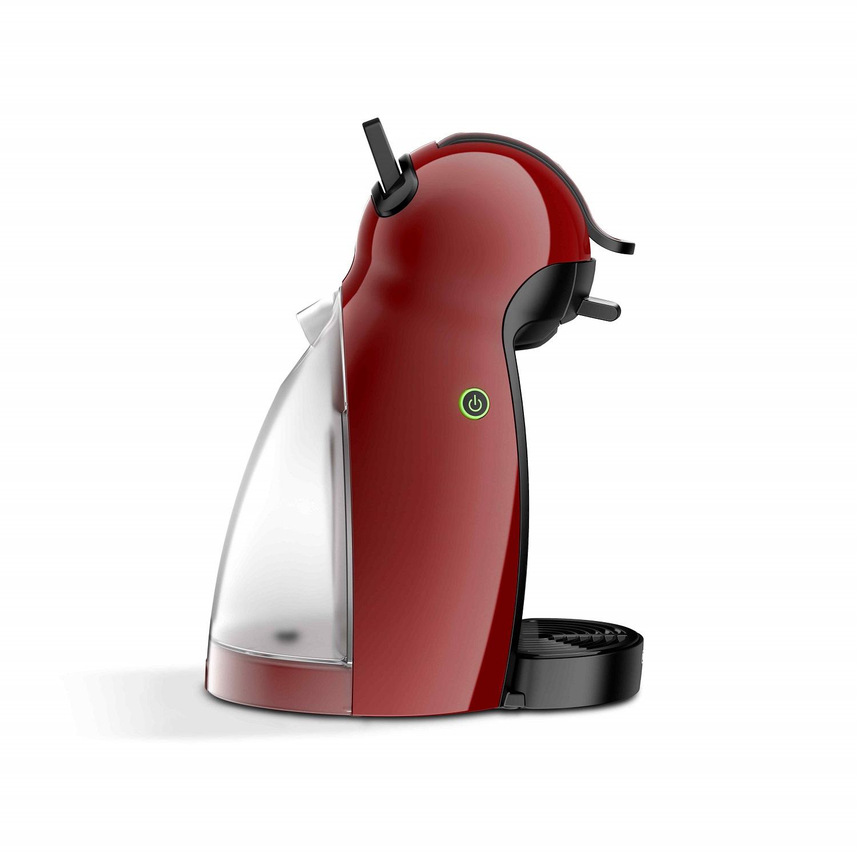 Cafetera de cápsulas Delonghi Dolce Gusto PICCOLO EDG200 Roja - 3