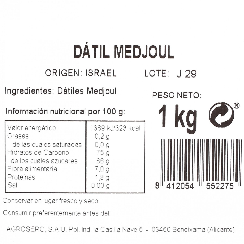 Dátil Medjoul - 3