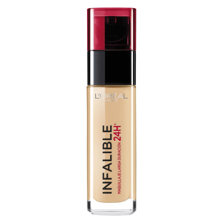 Maquillaje líquido infalible 24h. Nº 260 soleil dore