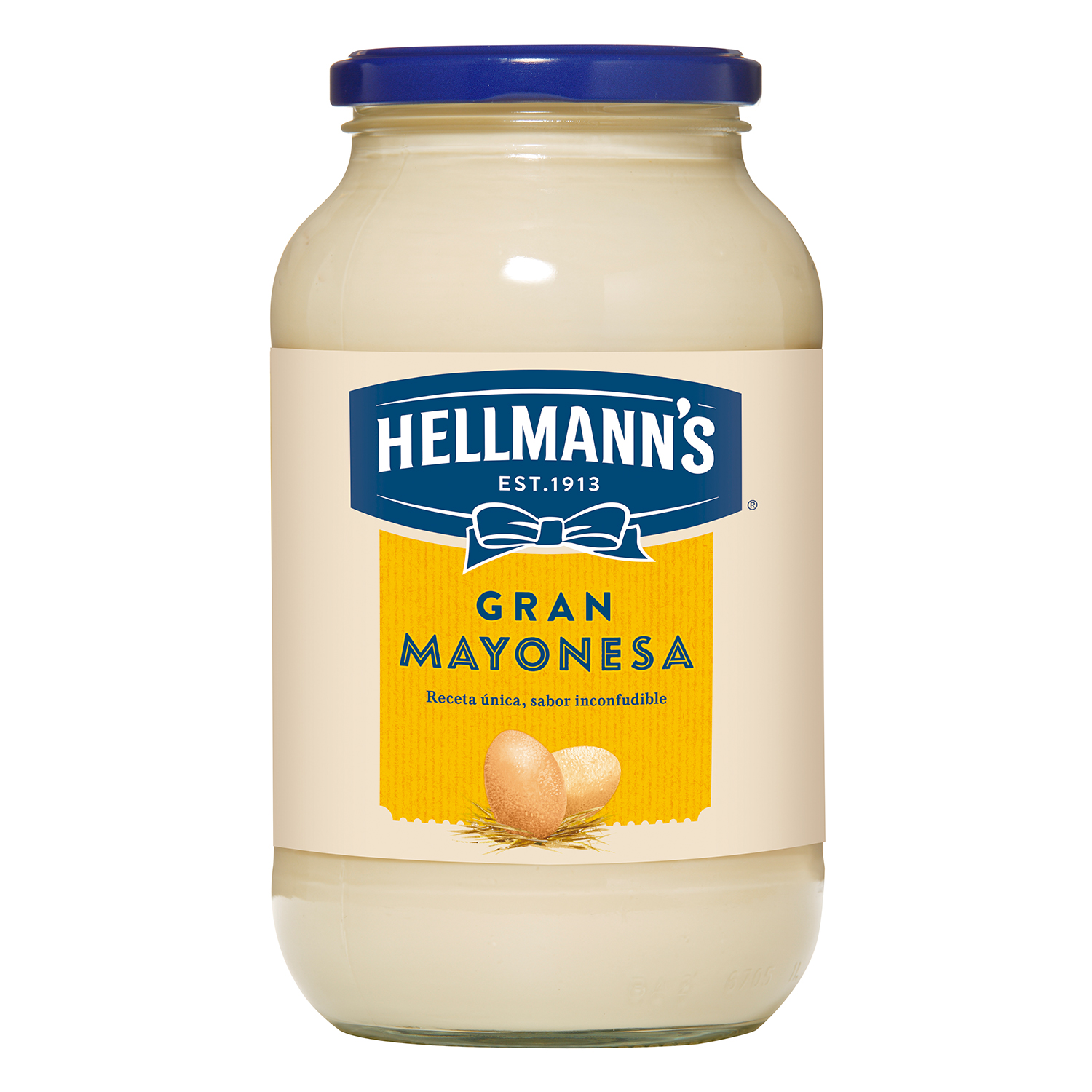 Mayonesa Hellmann's tarro 825 ml.