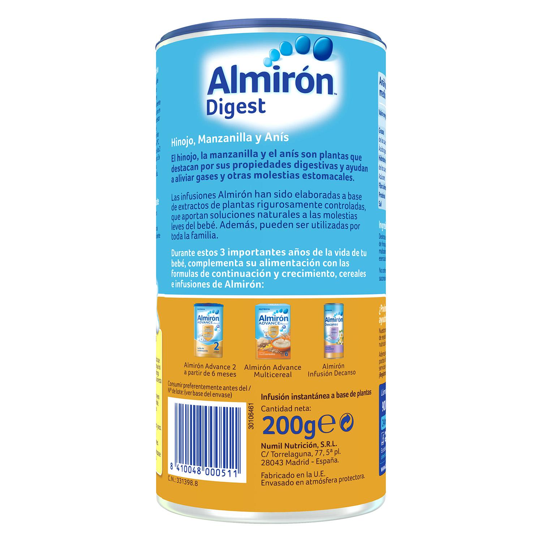 Infusión instantánea para aliviar gases Digest -