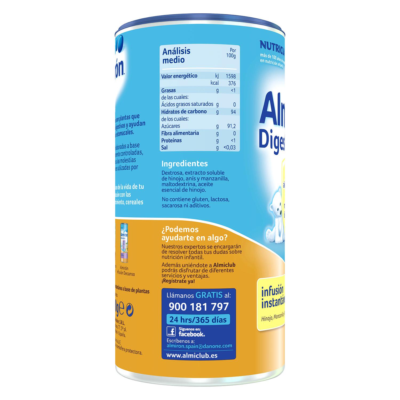 Infusión instantánea para aliviar gases Digest Almirón 200 g. - 3