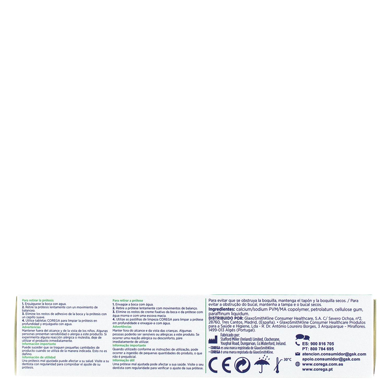 Crema fijadora para prótesis dentales SIN SABOR - 2