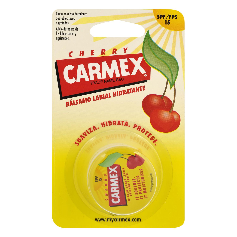 Bálsamo labial hidratante Carmex 1 ud.