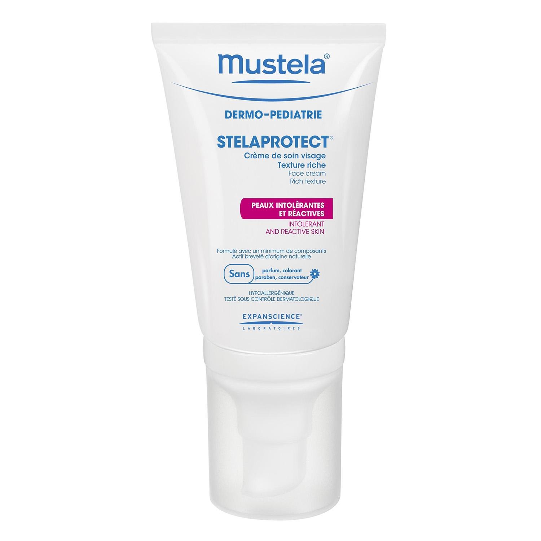 Crema cuidado facial Stelaprotect Mustela 40 ml.