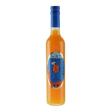 Combinado Lial sorbete mandarina al cava 50 cl.