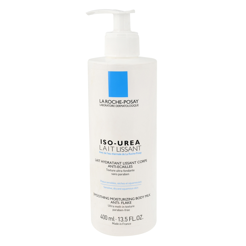 Leche hidratante para pieles sensibles y secas La Roche-Posay 400 ml.