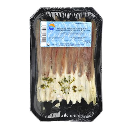 Boquerón y anchoa en aceite, Salazones Gourmet 180 g -