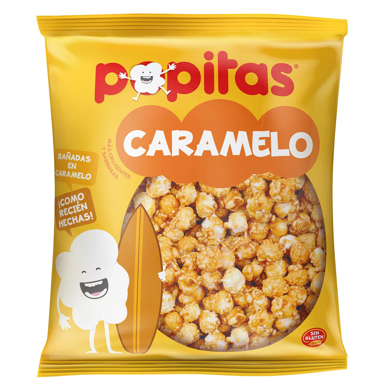Palomitas caramelo Popitas - Carrefour supermercado compra online