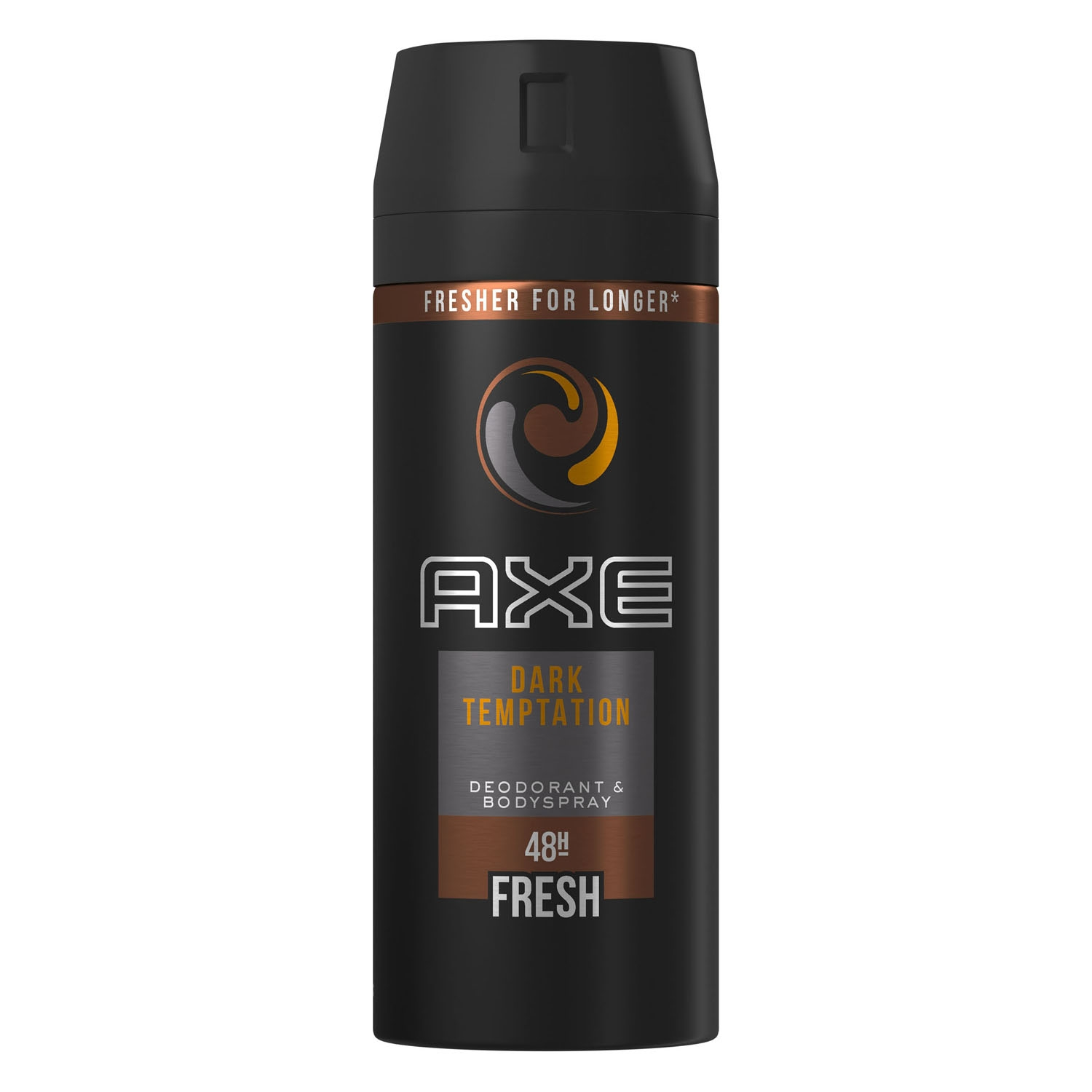 Desodorante en spray Dark Temptation Axe 150 ml.