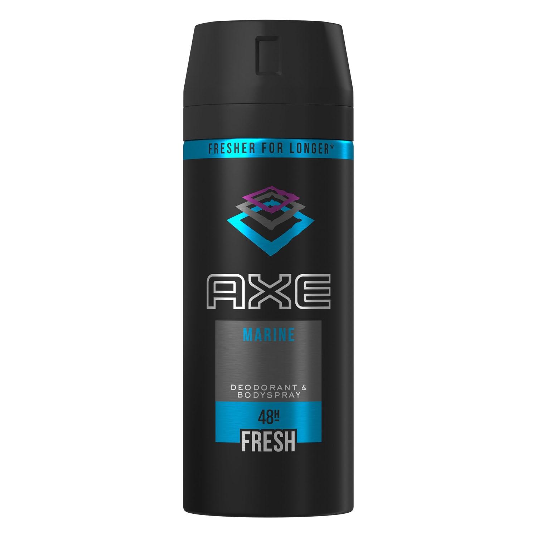 Desodorante Marine spray Axe 150 ml.