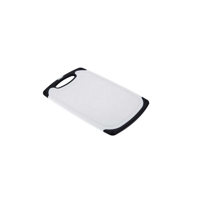 Tabla de corte de Plástico - Blanco y Negro