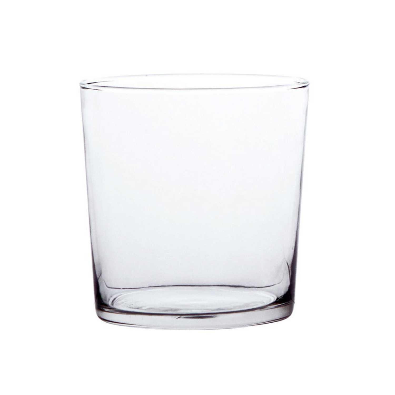 Set de 4 Vaso Redondo de  LUMINARC PINTA 4pz - Transparente