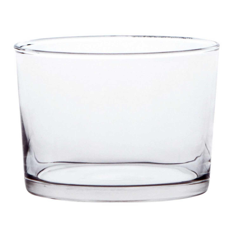 Set de 4 Vaso Redondo de  LUMINARC CHIQUITO 4pz - Transparente