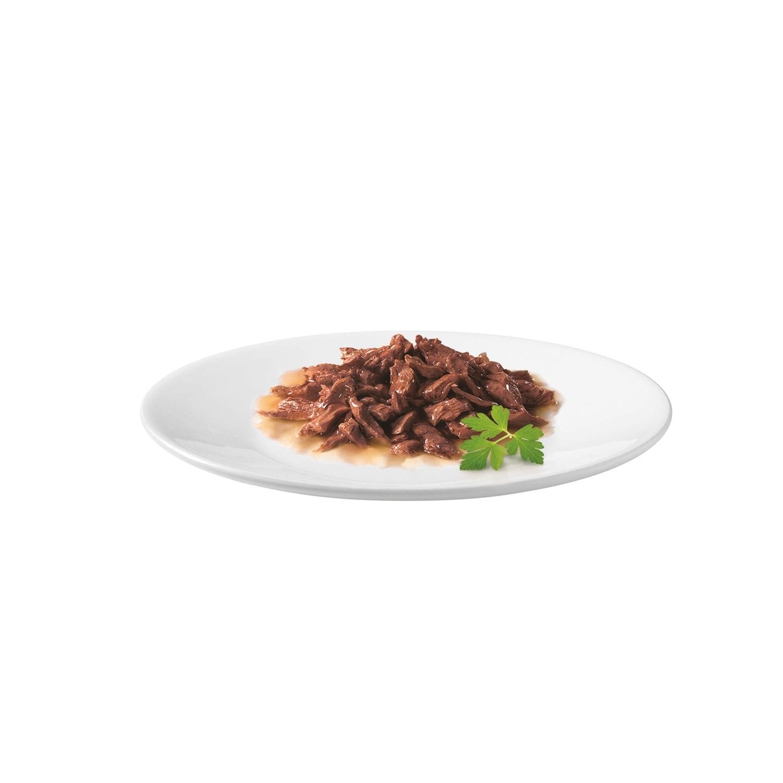 Purina Gourmet Mon Petit Comida Húmeda para Gato Pato, Pollo y Pavo 6x50g - 4