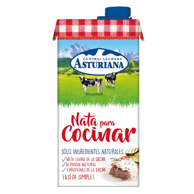 Nata para cocinar Central Lechera Asturiana 1 l.