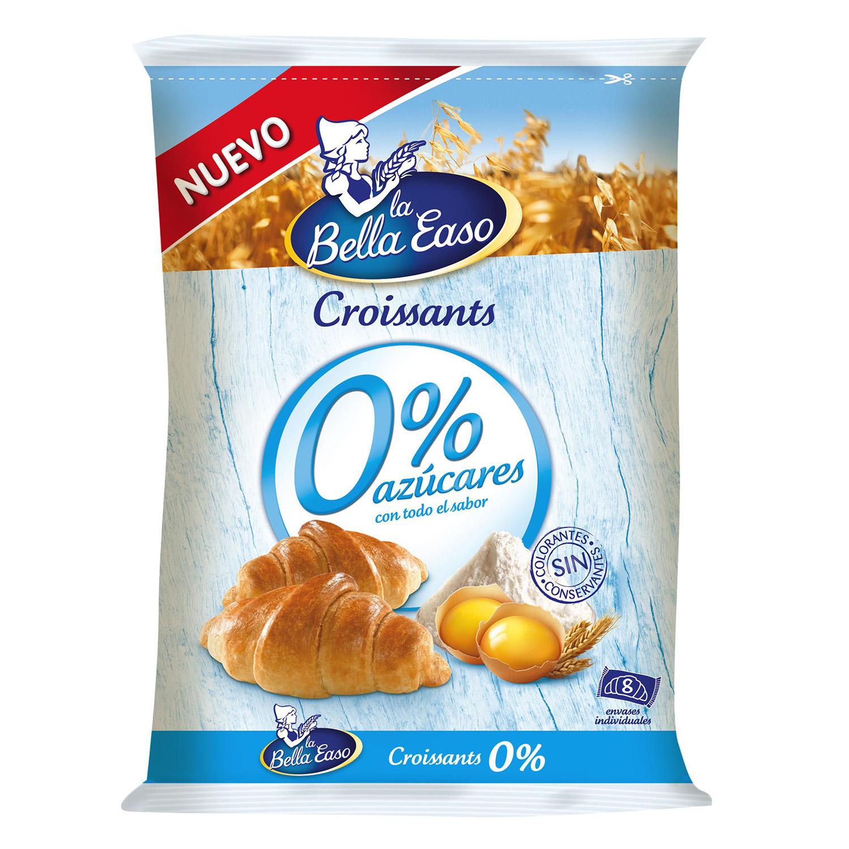 Croissants 0% azucares