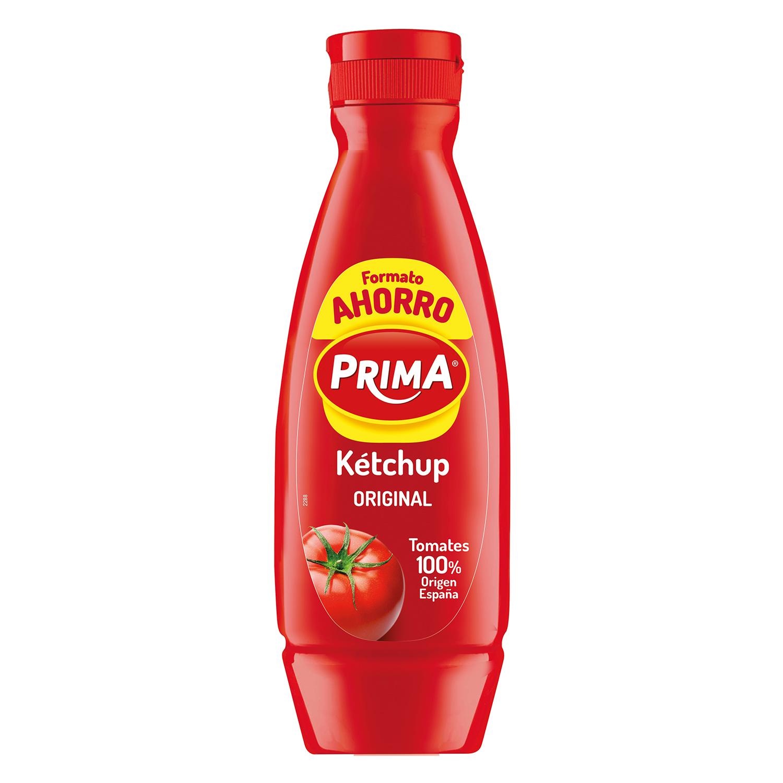 Ketchup Prima envase 800 g.