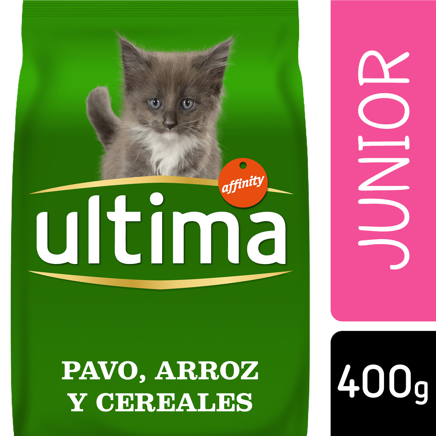 Alimento Gato Seco Junior -