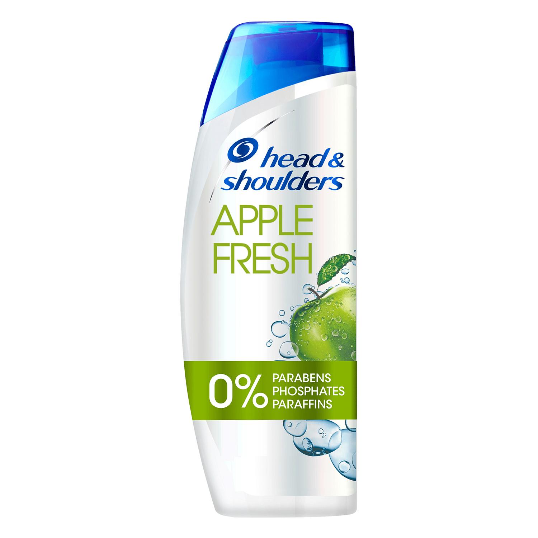 Champú anticaspa para cabello limpio y fresco Apple Fresh H&S 700ml.