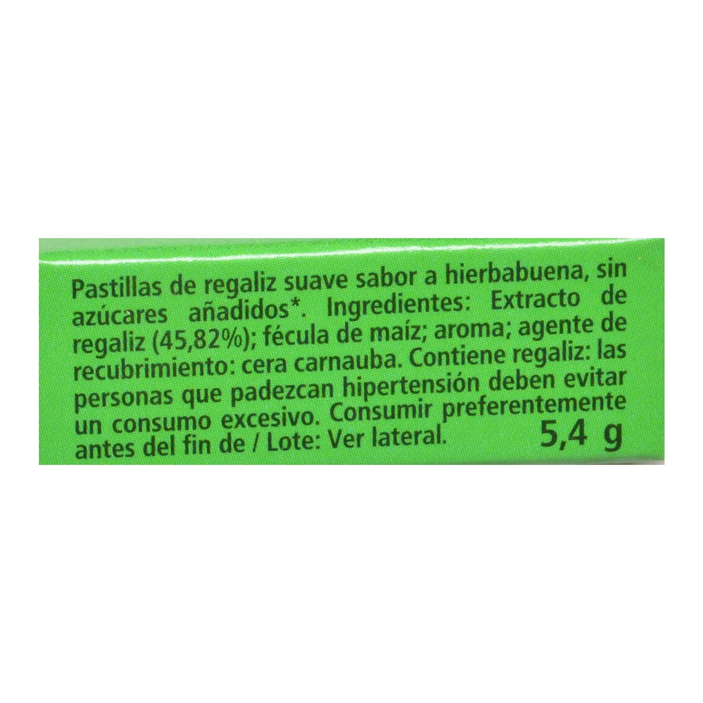 Pastillas de hierbabuena - 2