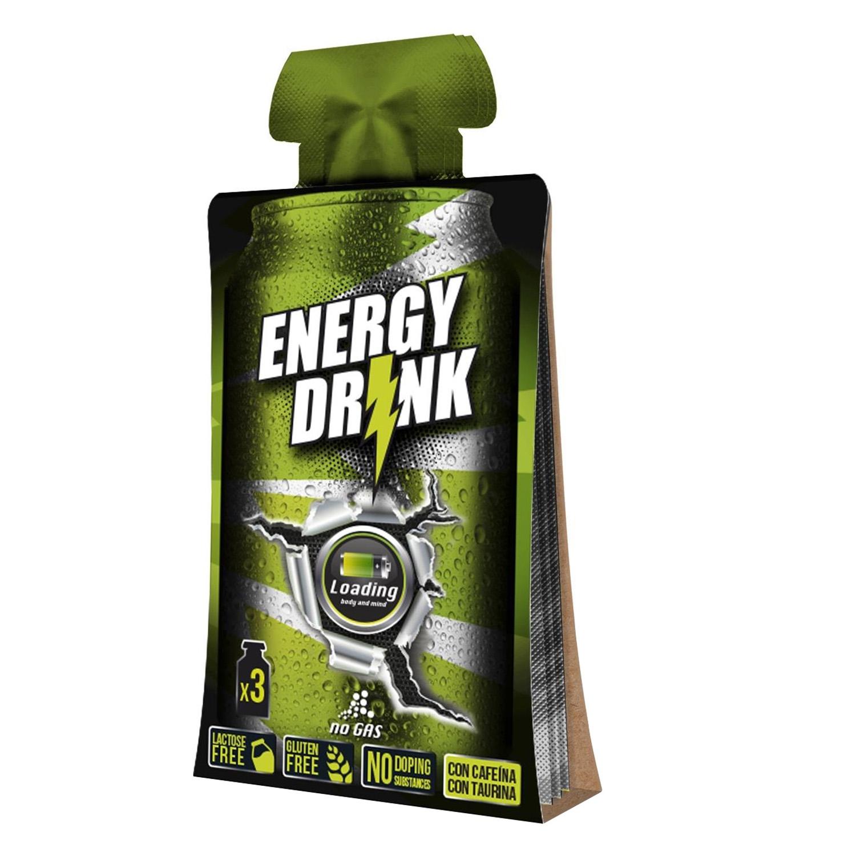 Bebida energética concentrada
