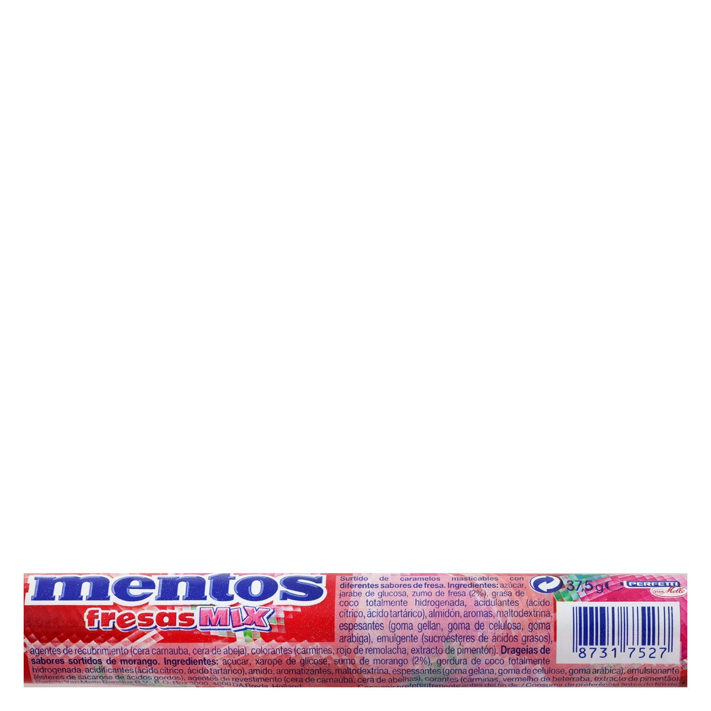 Caramelos de fresa -