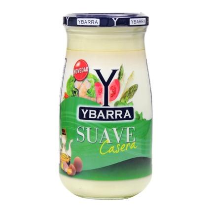 Mayonesa suave casera