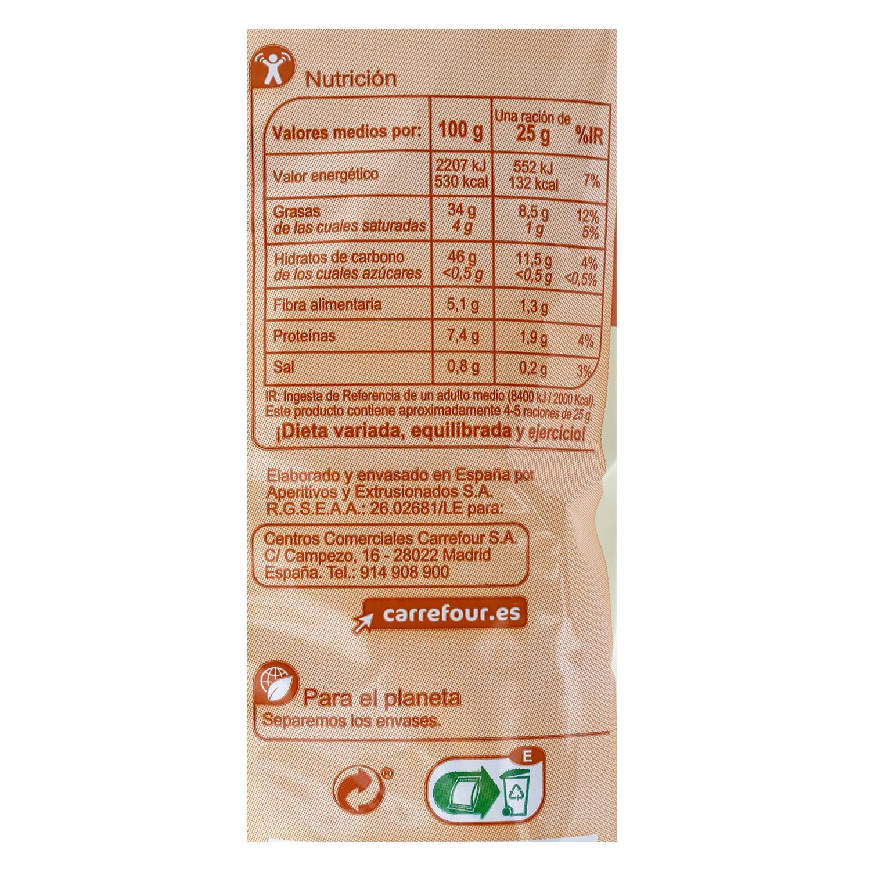 Patatas paja Carrefour 100 g. - 2