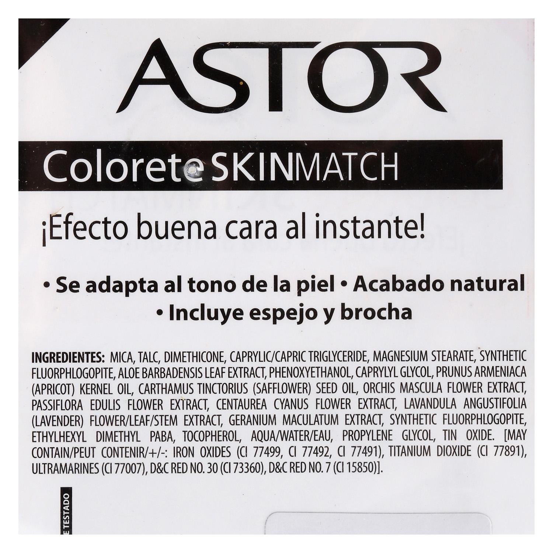 Colorete Skin Match nº 006 -
