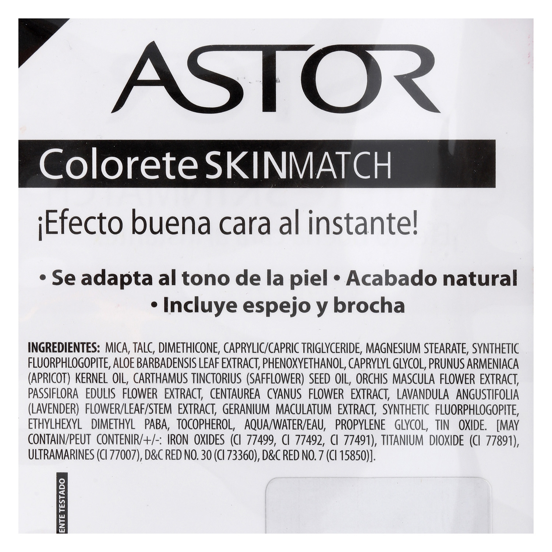 Colorete Skin Match nº 007 -