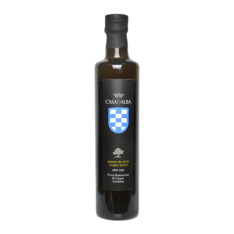 Aceite de oliva virgen extra Casa de Alba 500 ml.