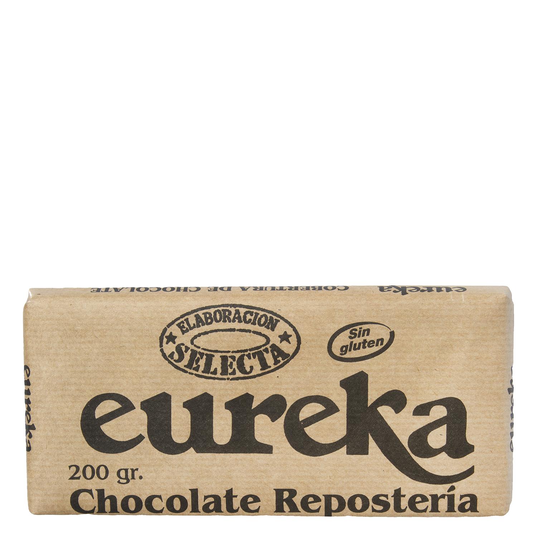 Chocolate sin glutén