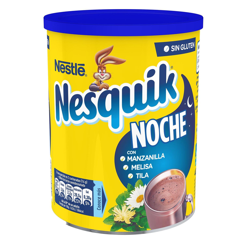 Cacao instantáneo noche con tila y manzanilla - Sin Gluten