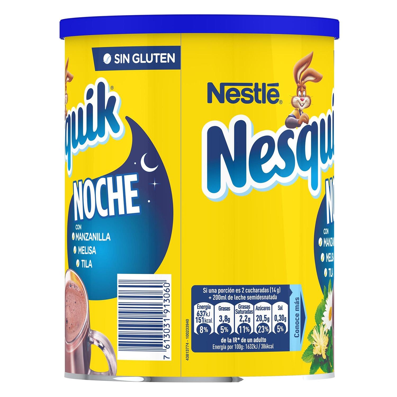 Cacao instantáneo noche con tila y manzanilla - Sin Gluten - 2