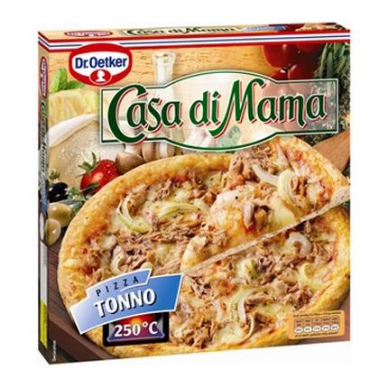 Pizza de atún Dr. Oetker - Casa di Mama 420 g.