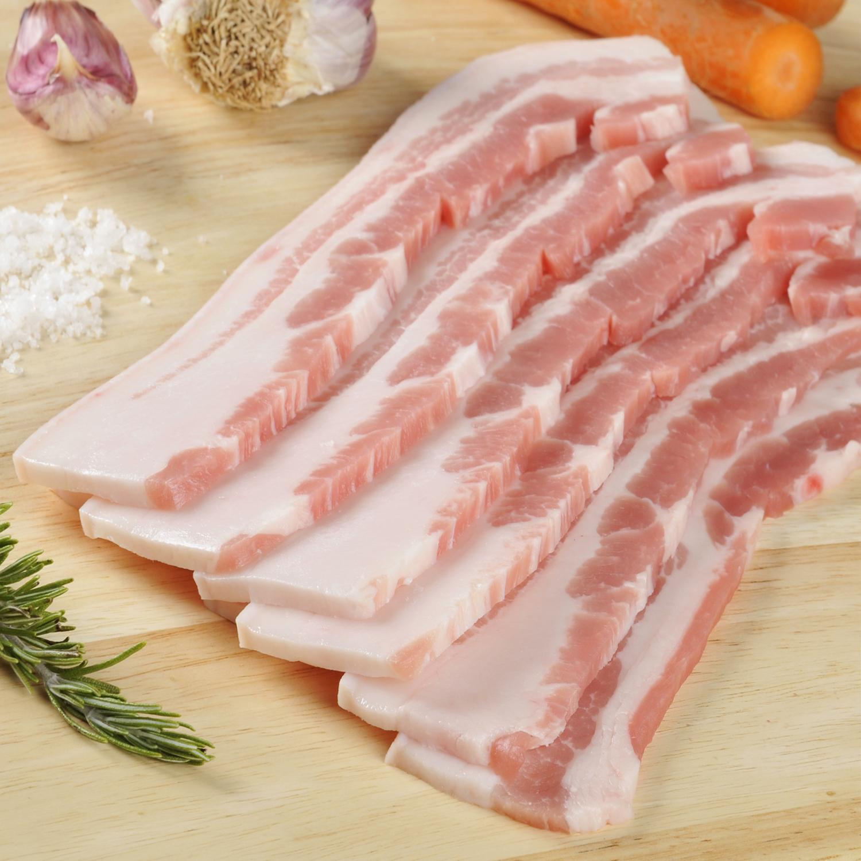 Panceta Fina de Cerdo Carrefour 330 g