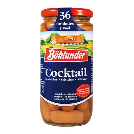 Salchicha cocktail
