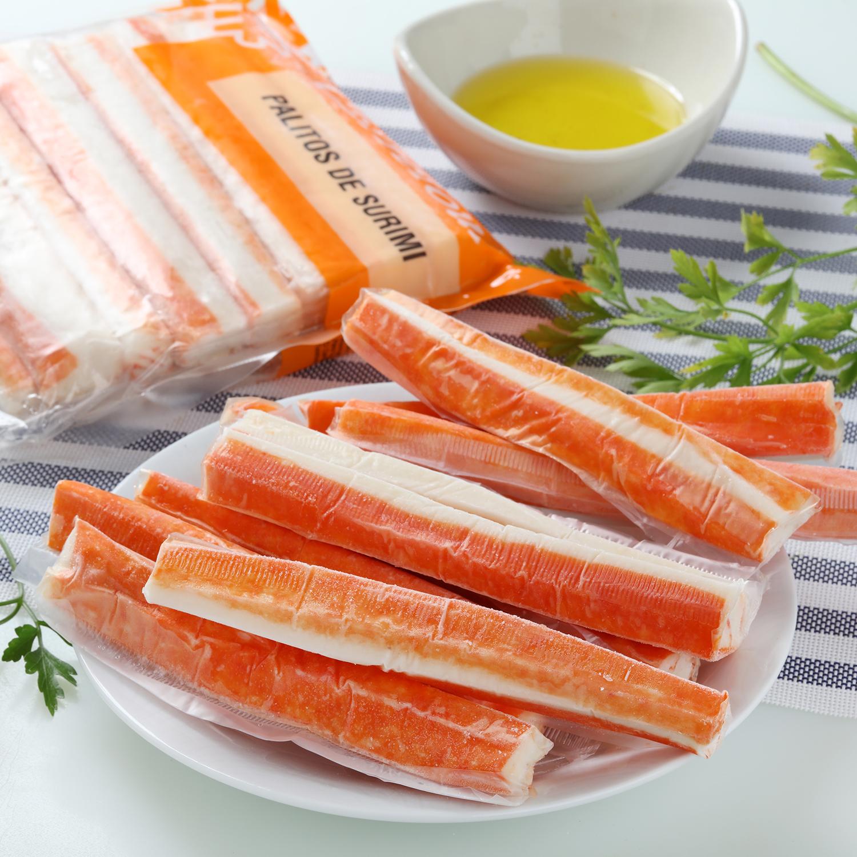 Palitos de surimi Carrefour congelados 500 g