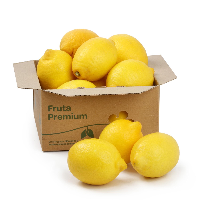 Limón Premium Granel Bolsa 1 kg aprox