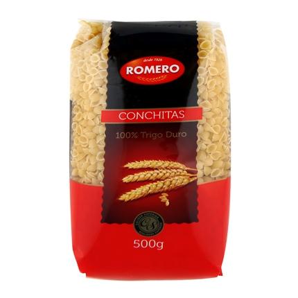 Conchitas Romero 500 g.