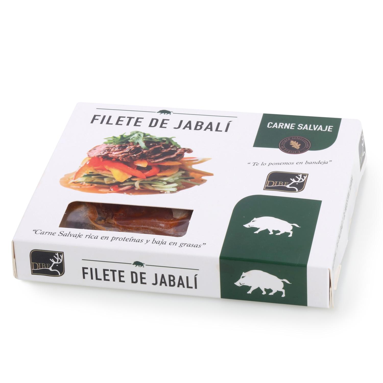 Carne de jabalí en adoblo Cárnicas Dibe 300 g