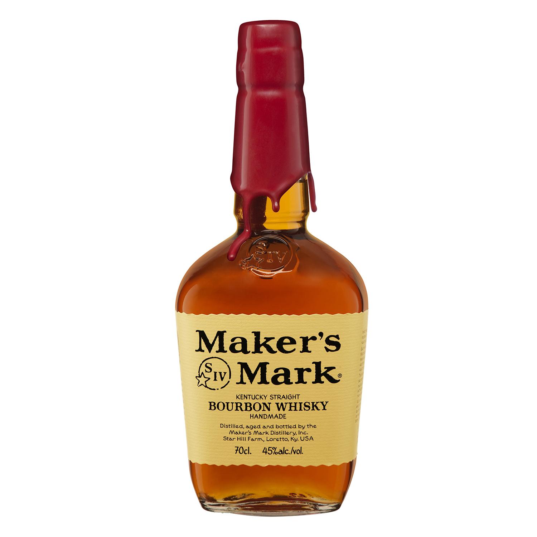 Whisky Makers Mark bourbon 70 cl.