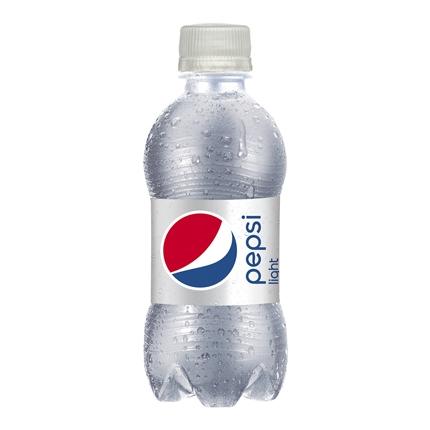 Refresco de cola Pepsi light botella  33 cl.