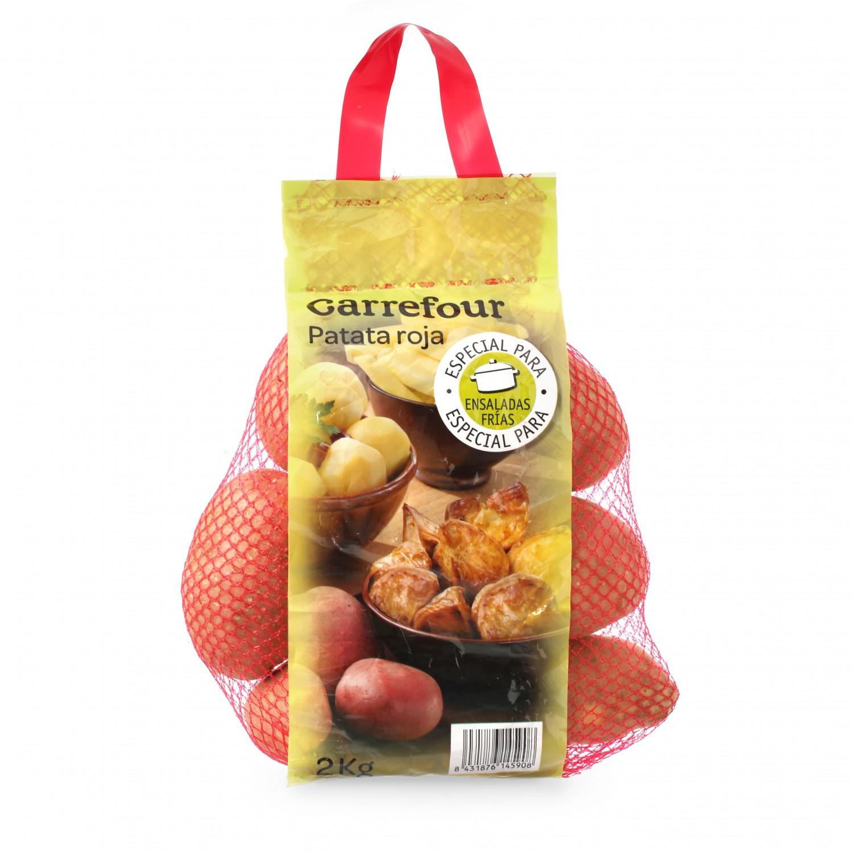Patata roja Carrefour malla 2 Kg - 2