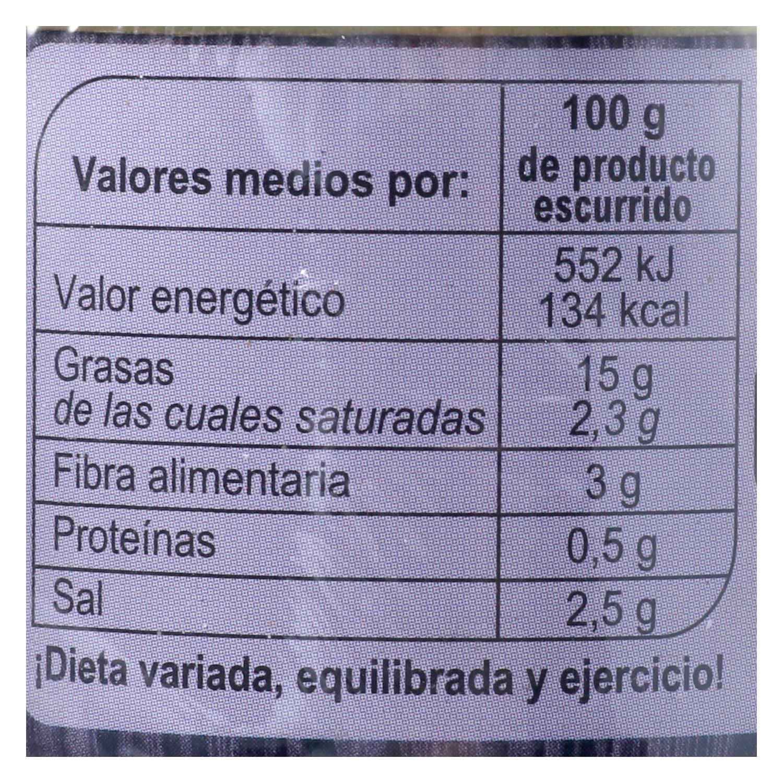 Aceituna Negra deshuesada Pack 3 minibar -