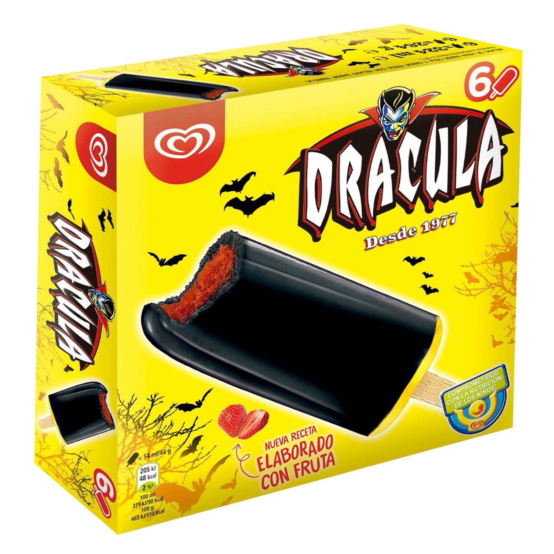 Helado de Drácula Frigo - Carrefour supermercado compra online